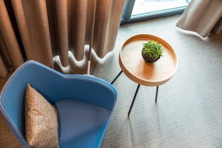 Modernstes Interieur im i-Park Hotel