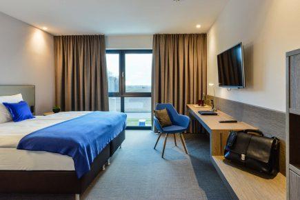 Zimmeransicht i-Park Hotel