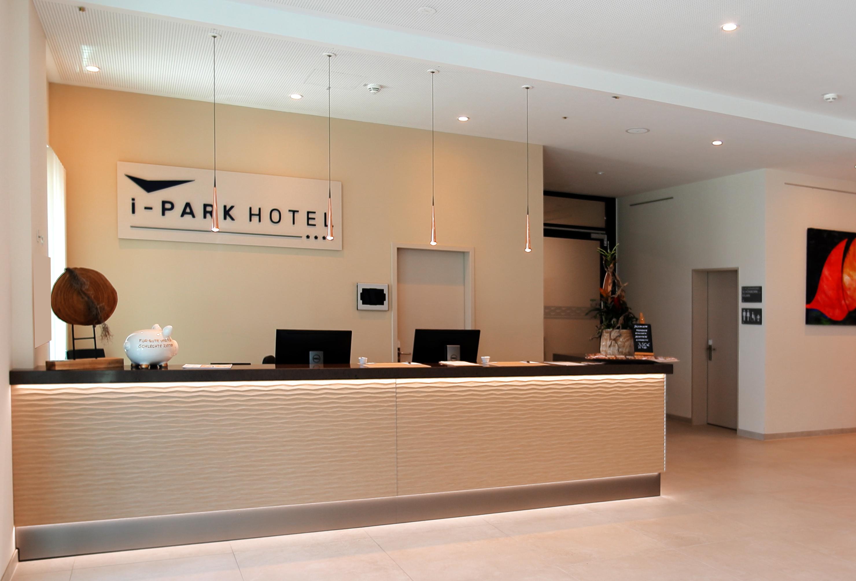 Willkommen im i-Park Hotel Reichenberg